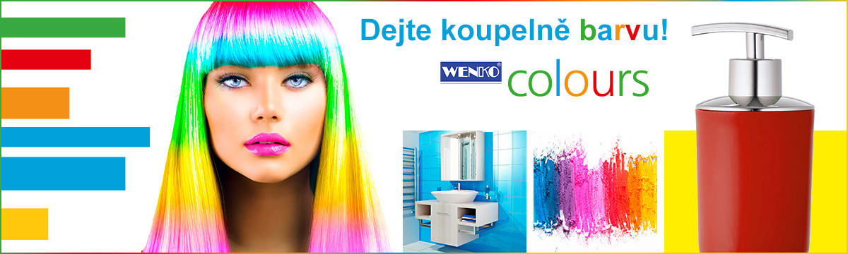 Wenko colours