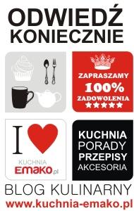 Odwiedź blog kuchnia-Emako.pl
