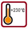 Maksymalna temperatura pieczenia