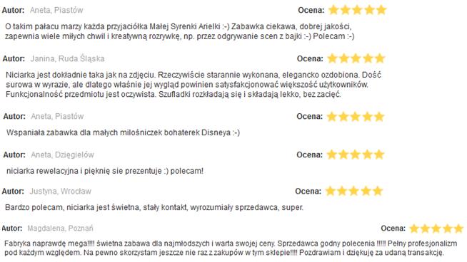 Opinie o sklepie Emako.pl